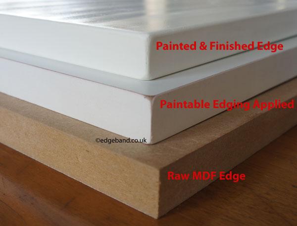 Painting Mdf Board ~ Painting mdf edges edgeband