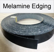 melamine edging