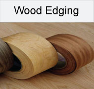 wood edging