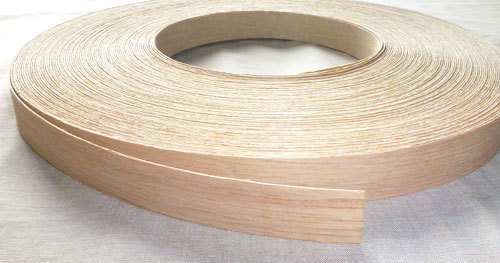 Oak Edging Tape Iron On Edge Banding Strip Edgeband Co Uk