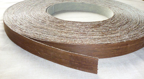 wenge veneer edge banding iron on edging tape edgeband. Black Bedroom Furniture Sets. Home Design Ideas