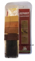 Repair It Hard Wax & Mini Melter Kit - Dark Wood Shades