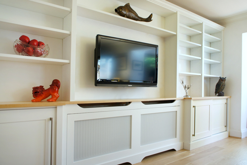 Large Cabinets by Built-in Solutions