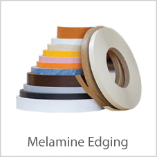 melamine iron on edging strip