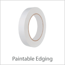 paintable edging tape