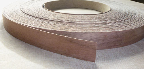 Walnut Veneer Edging