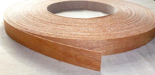 sapele veneer edging tape iron on edge banding edgeband. Black Bedroom Furniture Sets. Home Design Ideas