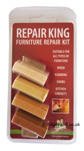 Konig Repair King Soft Wax Kit - Light Wood Shades