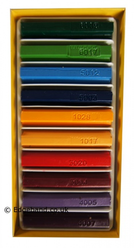 Konig Soft Wax Stick Set - Mixed RAL Colours