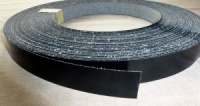 45mm Black Matt Melamine Edging