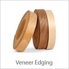 wood veneer edging